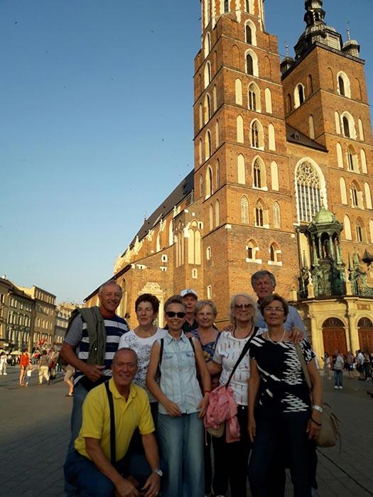 Viaggio guidato presso la polonia for Libro degli ospiti
